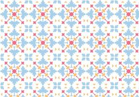 Mosaik mönster bakgrund vektor