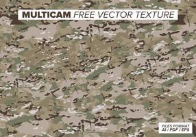 Multicam freie vektorbeschaffenheit vektor