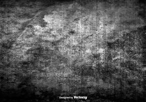 Grunge Textur / Vektor Rostige Oberfläche