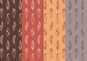Free Feather Pattern Vektor