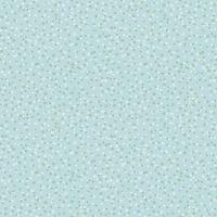 gröna och vita cirklar på blå sömlösa mönster vektor