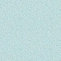 grüne und weiße Kreise auf blauem nahtlosem Muster