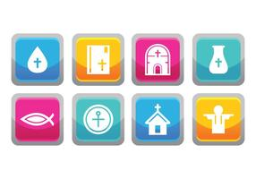 Gratis Reilgion Icon Set