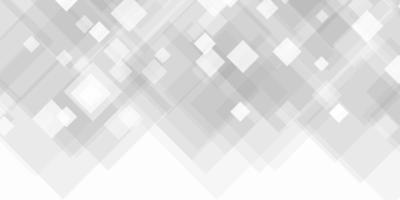 Banner mit grauen und weißen geometrischen Diamanten vektor