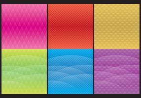 Färgglada Degrade Bakgrunder