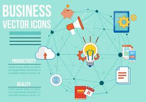 Kostenlose Business Vector Icons