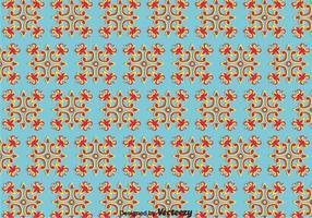 Portuguesetiles sömlöst mönster vektor