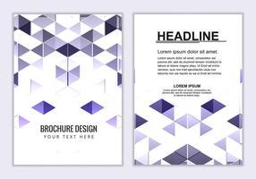 Gratis Vector Business Booklet