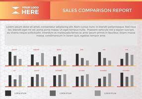 Gratis årsrapport Vector Presentation 5