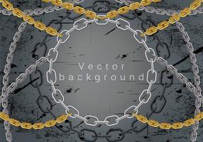 Chainmail Vektor Hintergrund