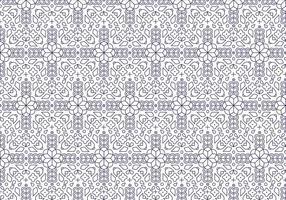Dunkles Umrissmuster vektor