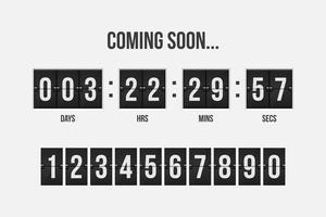 In Kürze Countdown-Timer