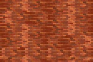 Backsteinmauer Muster vektor