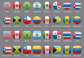 Americas Flaggor