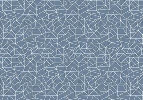 Abstrakt skissmönster vektor