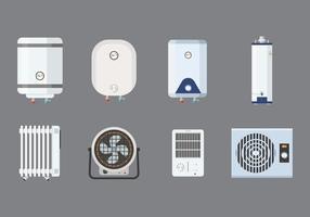 Free Heater Vektor