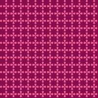 rosa sammankopplande geometrisk cirkel sömlösa mönster