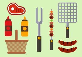 Free Barbecue Vektor