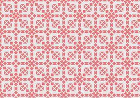 Rosa Motivmuster vektor