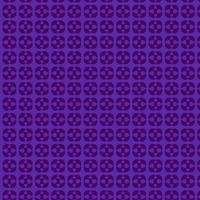 violettes Musterdesign