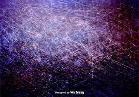 Zusammenfassung zerkratzte lila Textur vektor
