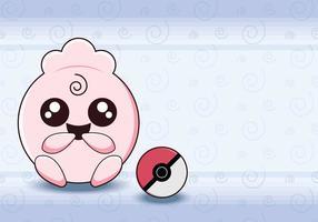 Pokemon rosa monster