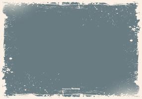 Grunge Frame Vektor Hintergrund