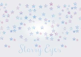 Vector Stars Hintergrund
