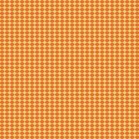 orange abstrakt diamantmönster vektor