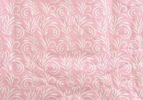 Rosa Vektor Western Flourish Nahtlose Muster