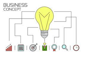 Gratis Vector Business Ikoner