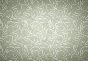 Olive Vector Western Flourish Nahtlose Muster