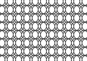 Chainmail Muster Hintergrund vektor