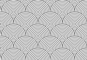 Retro Chainmail Muster Hintergrund