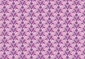 Rosa Vektor Western Flourish Pattern