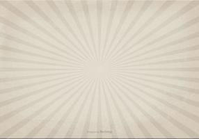 Texturierter Sunburst Grunge Hintergrund