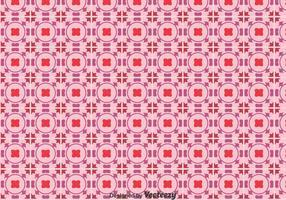 Talavera Lila Fliesen Nahtlose Muster vektor