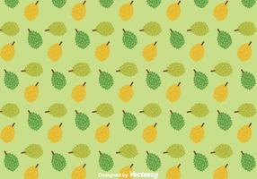 Durian fruktmönster