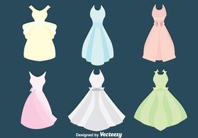 Hochzeit Brautjungfer Vektor
