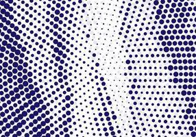 Free Vector Halftone Hintergrund