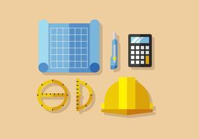 Vektor Architekt Werkzeuge