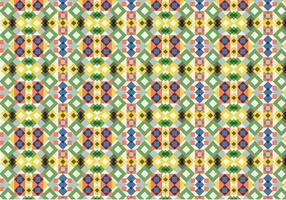 Geometrisches Motivmuster vektor