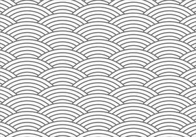 Chainmail / Fishscale Muster Hintergrund vektor