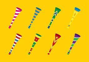 Vuvuzela Vektor
