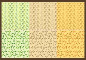 Liana mönster vektor