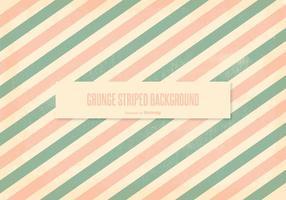 Pfirsich Grunge Stripes Hintergrund vektor
