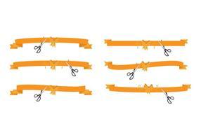 Schneidband Vector Set