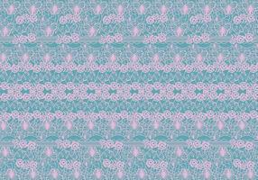 Lace Trim Pattern Vektor