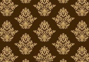 Acanthus Ornament Muster Vektor
