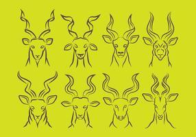 Kudu ikoner
